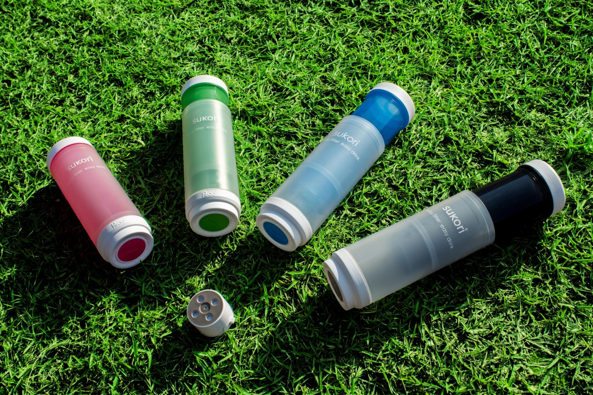 Portable Water Filter Bottle – Your Ideal Companion for Travel Purpose
